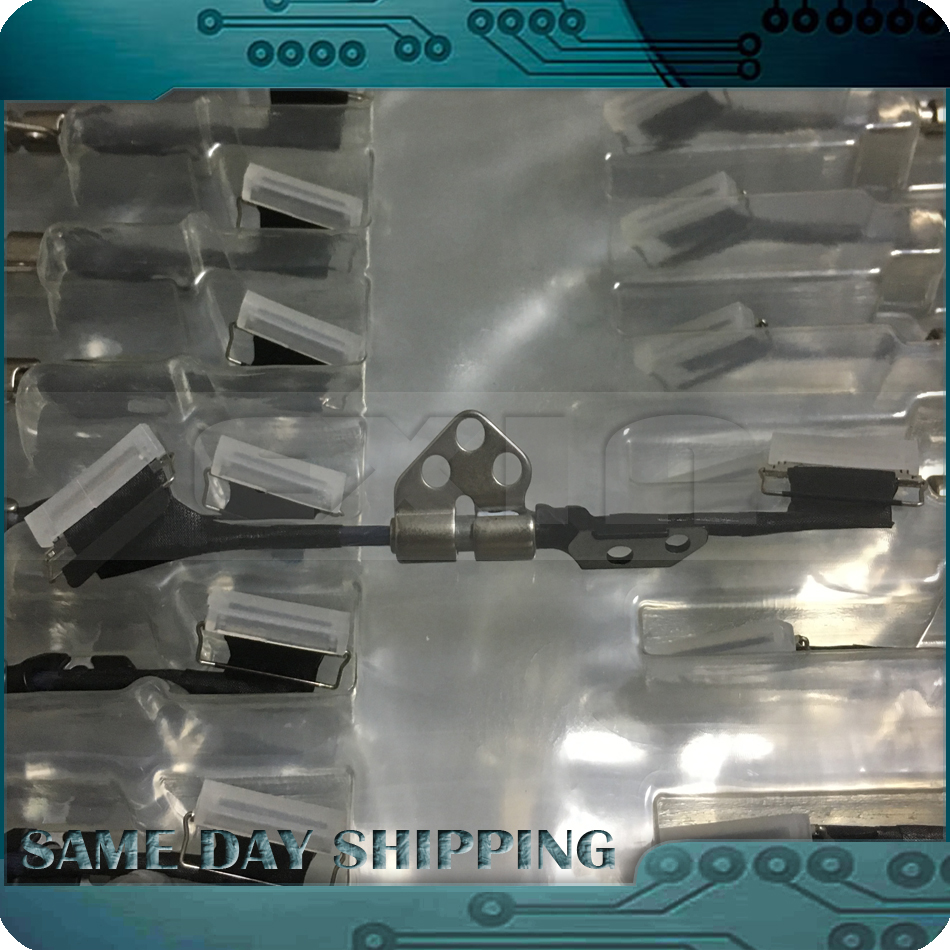 5Pcs 100% Genuine NEW for Macbook Pro Retina 13 15 A1425 A1502 A1398 LCD Display Screen LED LCD LVDs Cable 2012 2013 2014 2015 image