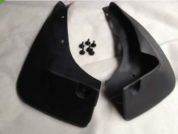 Front Mud Flaps Splash Guards 2PCS for Mazda CX7 2007-2011