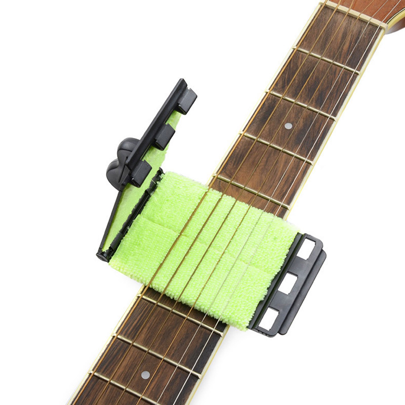 Stringed Instruments Guitar Parts & Accessories Beautiful Ootdty Guitar Bass Rust Cleaning Tool String Fingerboard Cleaner Polish Beauty
