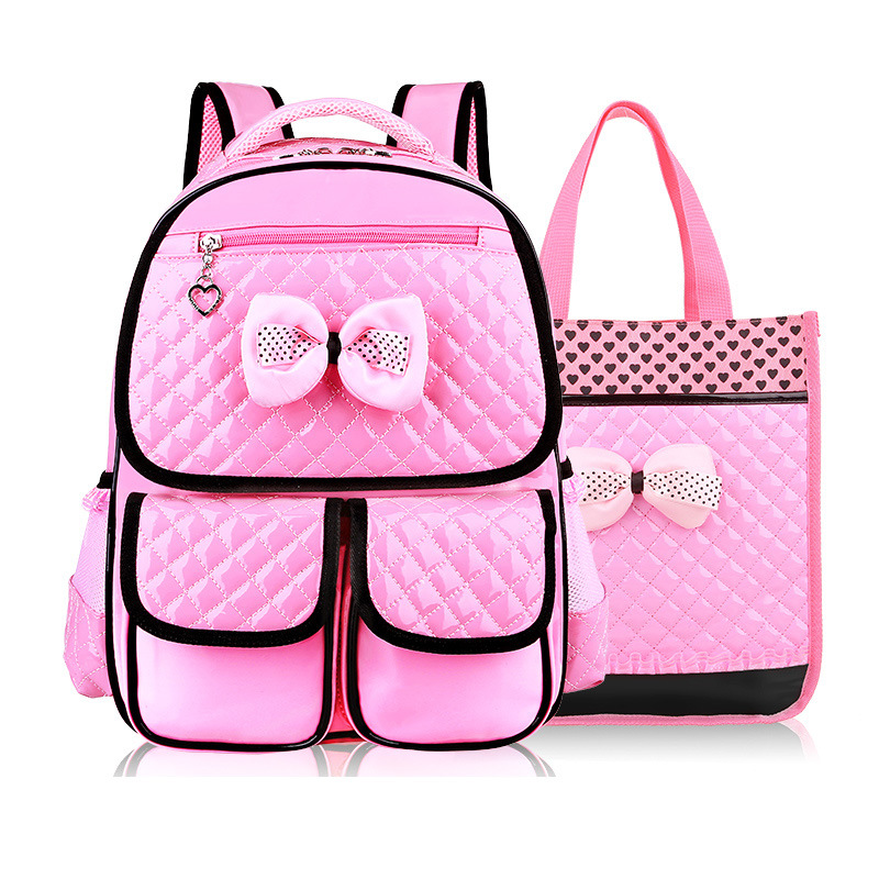 New Fashion Children School Bags Girls High Quality PU Children Backpack School Backpacks Child Book Bag high quality nylon student backpack new fashion children school bags for boys girls school backpacks kids book bag mochila