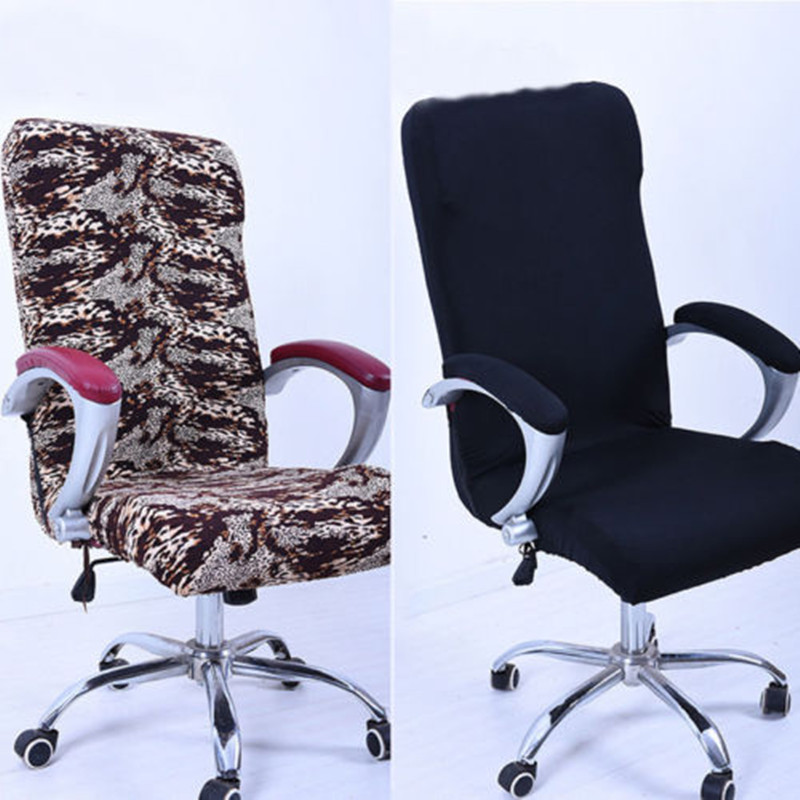 Office Chair Cover Swivel Chair Computer Armchair ...