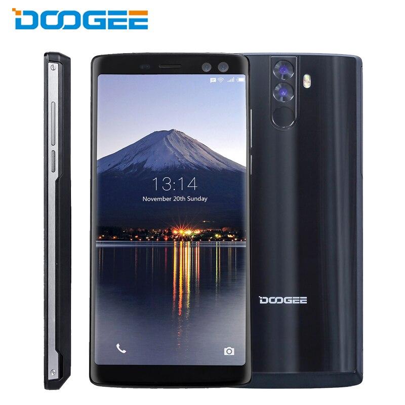 Original DOOGEE BL12000 Pro Cell Phone 6 0 inch 6GB RAM 64GB ROM MTK6750T Octa Core