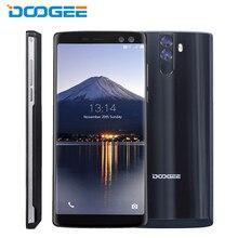 Original DOOGEE BL12000 Pro Cell Phone 6.0 inch 6GB RAM 64GB ROM MTK6750T Octa Core Android 7.0 Quad Camera 12000mAh Smartphone