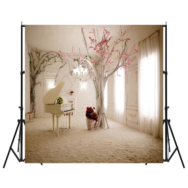 xft vinilo sala de piano fotografa telones fotogrficos de tela de fondo para estudio fotogrfico apoyos