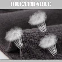 Breathable Men Socks Bamboo Fiber Comfotable Casual Socks 5 pairs/lot Socks Anti-bacterial Cool Male Long Casual Meia Masculinas