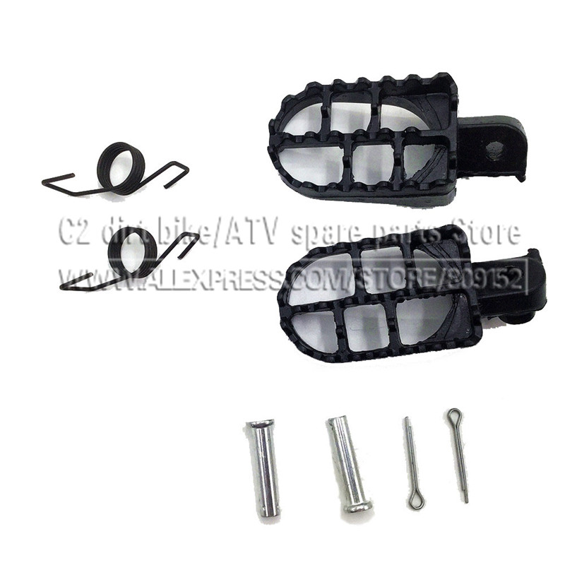 Frames & Fittings Motorcycle Dirt Pit Bike Motorcycle Round Handlebar Pad Chest Protector Cross Bar Portecter For Honda Crf50 Xr50 Crf70 Xr70 Bike Reliable Performance Motorcycle Accessories & Parts