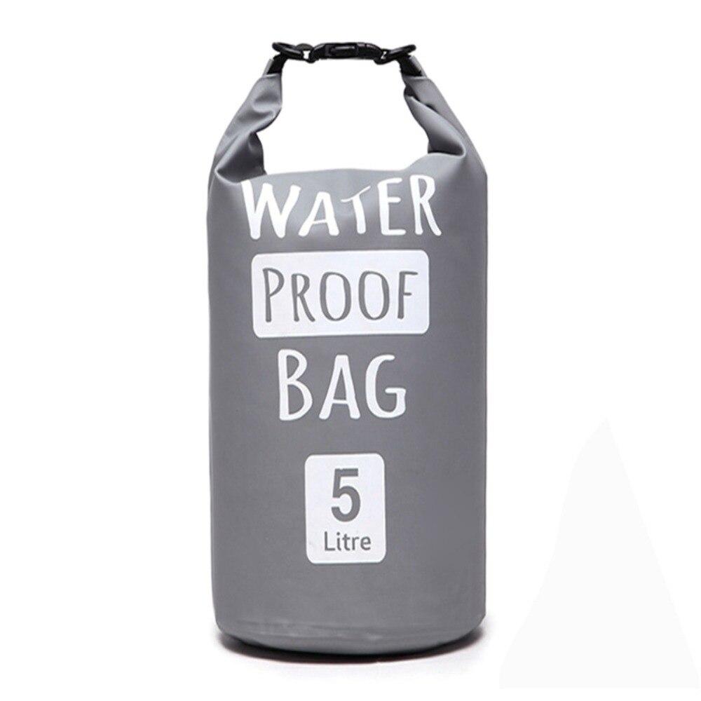 Ultralight Floating Bag Dry Outdoor Kayaking Drifting Waterproof Rafting Bag 5L 10L 20L 30L