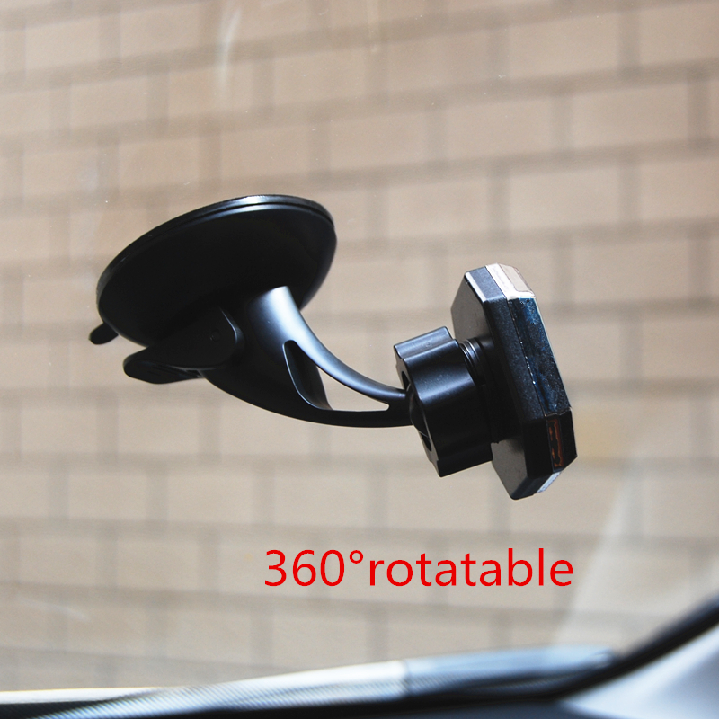 Image 5 - Universal Magnetic Car Holder Windshield Car Phone Holder Magnet Stand Mount Support GPS Display Bracket 360 Rotatable Holder-in Phone Holders & Stands from Cellphones & Telecommunications