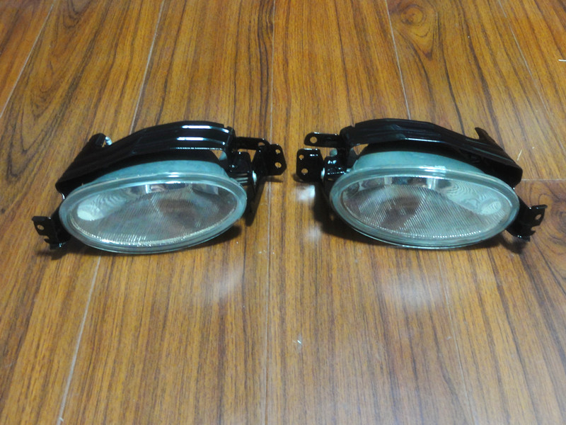 2 Pcs/Pair without bulbs RH and LH Front fog lamps driving lights for Honda Civic 2014-2015 1pair rh and lh front fog lights bumper driving lamps without bulbs for honda accord sedan 1998 2002
