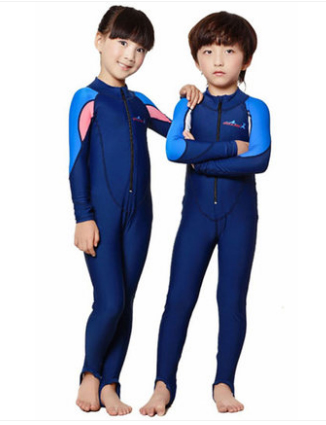f3ed8c6c93 Aliexpress.com   Buy Fashion Boy One piece Swimsuit Plus Size Wetsuits  Lycra Surfing Womens surf clothes neoprene Swimming Suit for Kids Scuba  Diving from ...