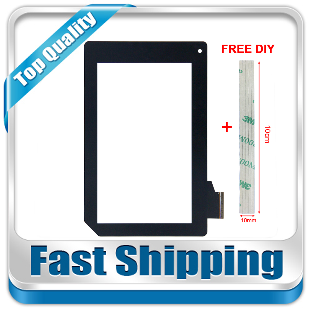 New For Acer Iconia Tab B1-A71 B1 A71 Replacement Touch Screen Digitizer Glass 7-inch Black original 7inch hj070na 01f lcd display for acer iconia tab b1 a71 b1 a71 tablet pc lcd display screen panel free shipping