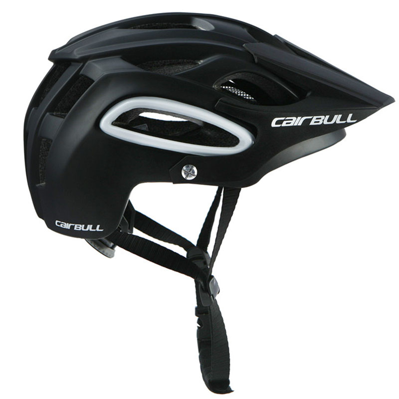 New ALLTRACK Bicycle Helmet All-terrai MTB Cycling Bike Sports Safety Helmet OFF-ROAD Super Mountain Bike Cycling Helmet BMX