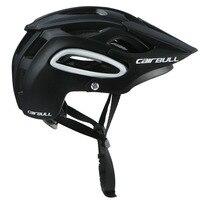 New ALLTRACK Bicycle Helmet All terrai MTB Cycling Bike Sports Safety Helmet OFF ROAD Super Mountain Bike Cycling Helmet BMX