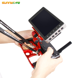 Image 4 - Sunnylife Update Smartphone Tablet Clip CrystalSky Monitor Holder for DJI MAVIC MINI/2 PRO/ ZOOM/ MAVIC PRO/ AIR 2/ SPARK Drone