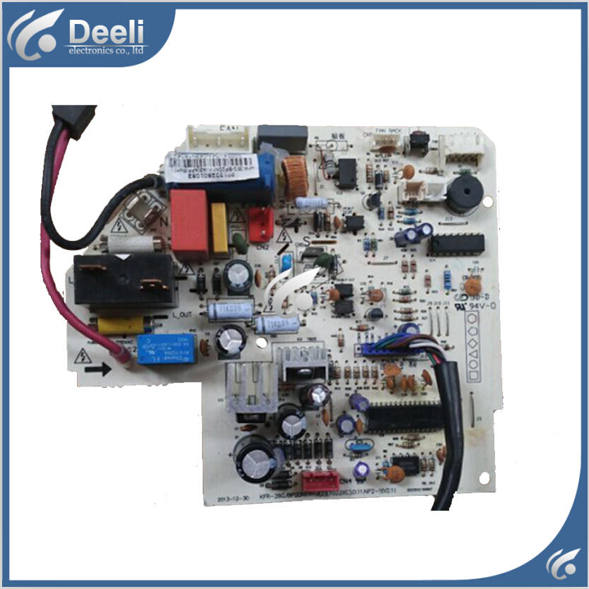 ФОТО 95% new for Midea air conditioning board KFR-26G/BP2DN1Y-J(2) (7022XC).D.11.NP2-1 control board Computer board