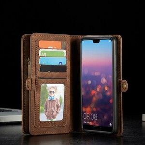 Image 5 - Чехол P20 / P20 Pro для Huawei P20 Lite Pro, откидной бумажник из искусственной кожи, чехол для телефона, чехол для Huawei P20 Huwawei P 20 Pro