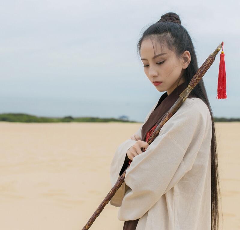 Tang Dynasty Desert Scoundrel Movie Uniform 4