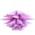 Diy lotus lustre pingente pp abajur decoração do quarto luzes enigma do moderno máscara de lâmpada do teto