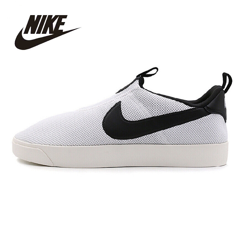NIKE Original  New Arrival Mens Skateboarding Shoes Breathable   Footwear Super Light Street All Season For Men#902812-100 nike original 2016 new arrival hyperlive ep mens basketball shoes breathable professional sneakers for men 820284 011