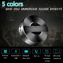 Bass Wireless subwoofer long working portable bluetooth speaker soundbar phone woofer home theatre music boombom for xiaomi цена