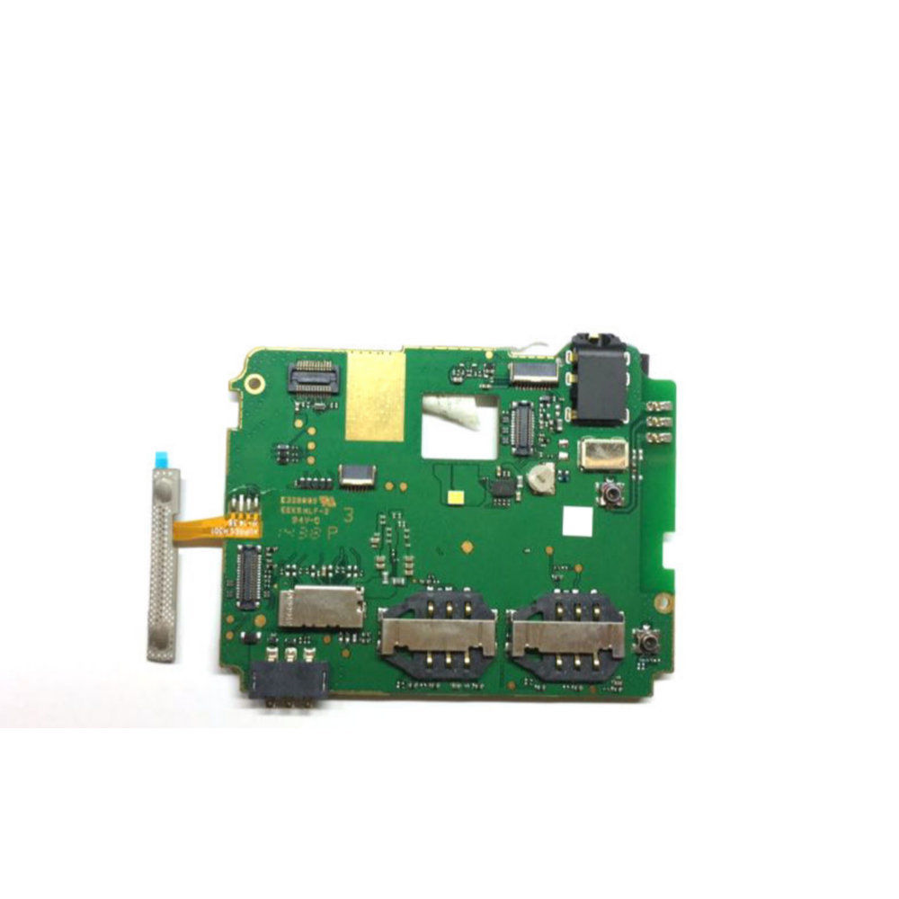 Used  And Tested Motherboard Mainboard Board With Volume Flex Cable   For Lenovo  A850 Cell Phone