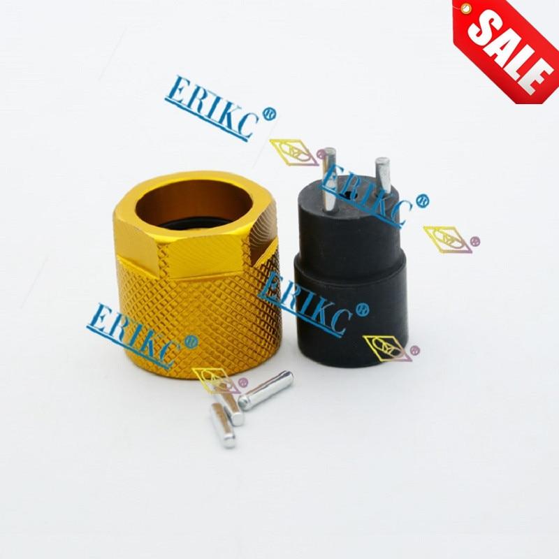 Бесплатная доставка ERIKC оригинальный инжектор CR Инструменты для удаления трехкулачковый гаечный ключ для дизельного топлива клапан для Denso...