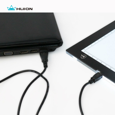 "Hot Sale Huion L4S 17.7""  LED Light Pad Ultra Thin Light Boxes LED Tracing Boards Professional Animation Drawing Tracing Panel Multan"