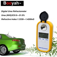 Booyah DR602 0 51.0% Urea Concentration Refractometer Diesel Content Concentration Detector Engine Glass Water Glycol Hydrometer