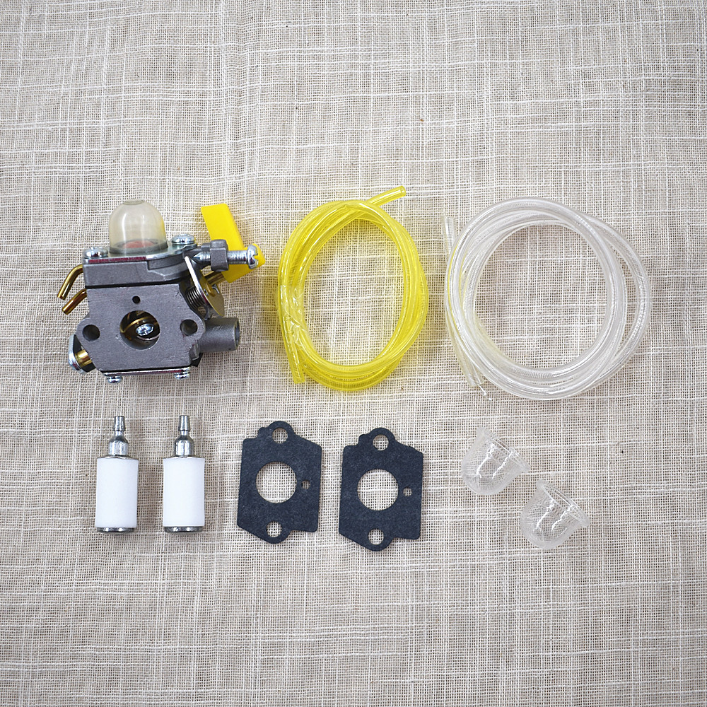 Carburador para f Trimmer Ryobi 28121 28120 28140 28141 Oem 308054077 ry 28100 28101
