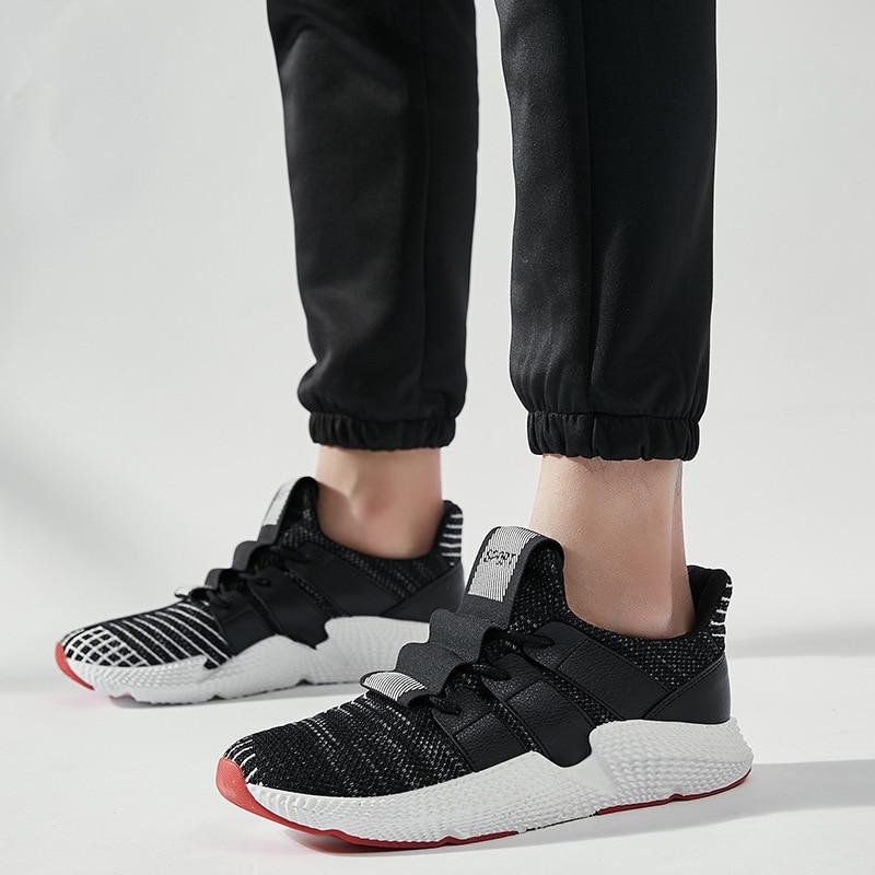 Et 2 Mode Adulte Couleurs Chaussures D'été slip Non Casual 2018 Respirant Mâle Sneakers Hommes Printemps Populaire 3 1 Confortable De 3 dwRn0TTx