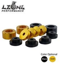 LZONE-Твердые дифференциальные монтажные втулки для Nissan S14 S15 Drift Racing JR-DMB01