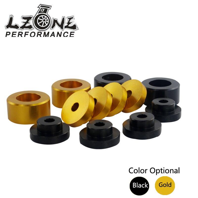 LZONE-Solide Montage Différentiel Bagues Pour Nissan S14 S15 Dérive Course JR-DMB01