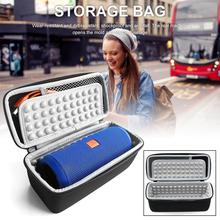 For JBL Flip 3/Flip 4 Wireless Bluetooth Speaker EVA Audio Storage Bag 3 Travel Carrying Portable