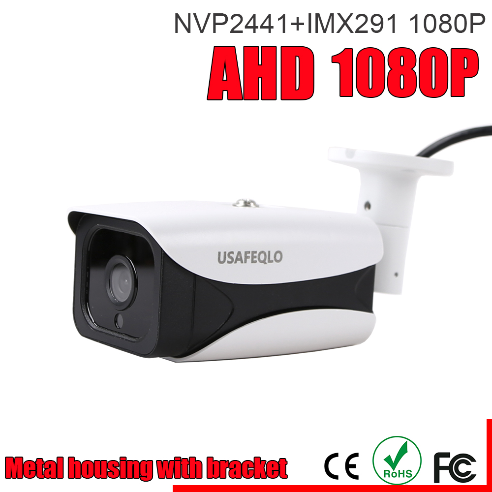 Super Sensor NVP2441 IMX291 1080P AHD H Camera 2mp 3000TVL HD Coaxial sony sensor outdoor waterproof Night Vision security CCTV-in Surveillance Cameras from Security & Protection    1