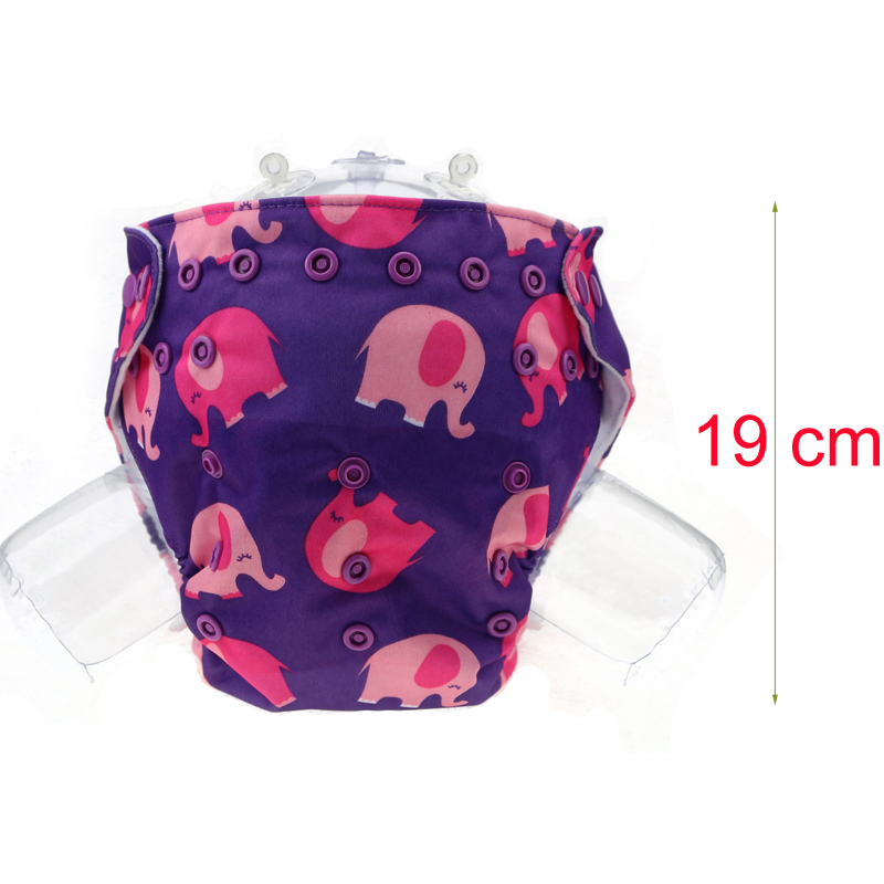 Clearance Washable Cloth Nappy Baby Diaper Pocket Nappy Cloth Reusable Diaper Adjustable Nappies Diapers Infant Cover Wrap