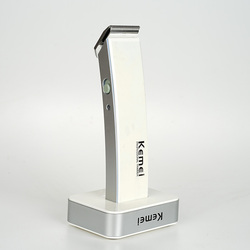 KEMEI super cienki ciała akumulator trymer do włosów KM-619 maszynka do włosów profesjonalny fryzjer trymer do cięcia ferramentas eletrica