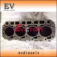 New 4D94E 4D94LE 4TNE94 cylinder block for Yanmar diesel forklift