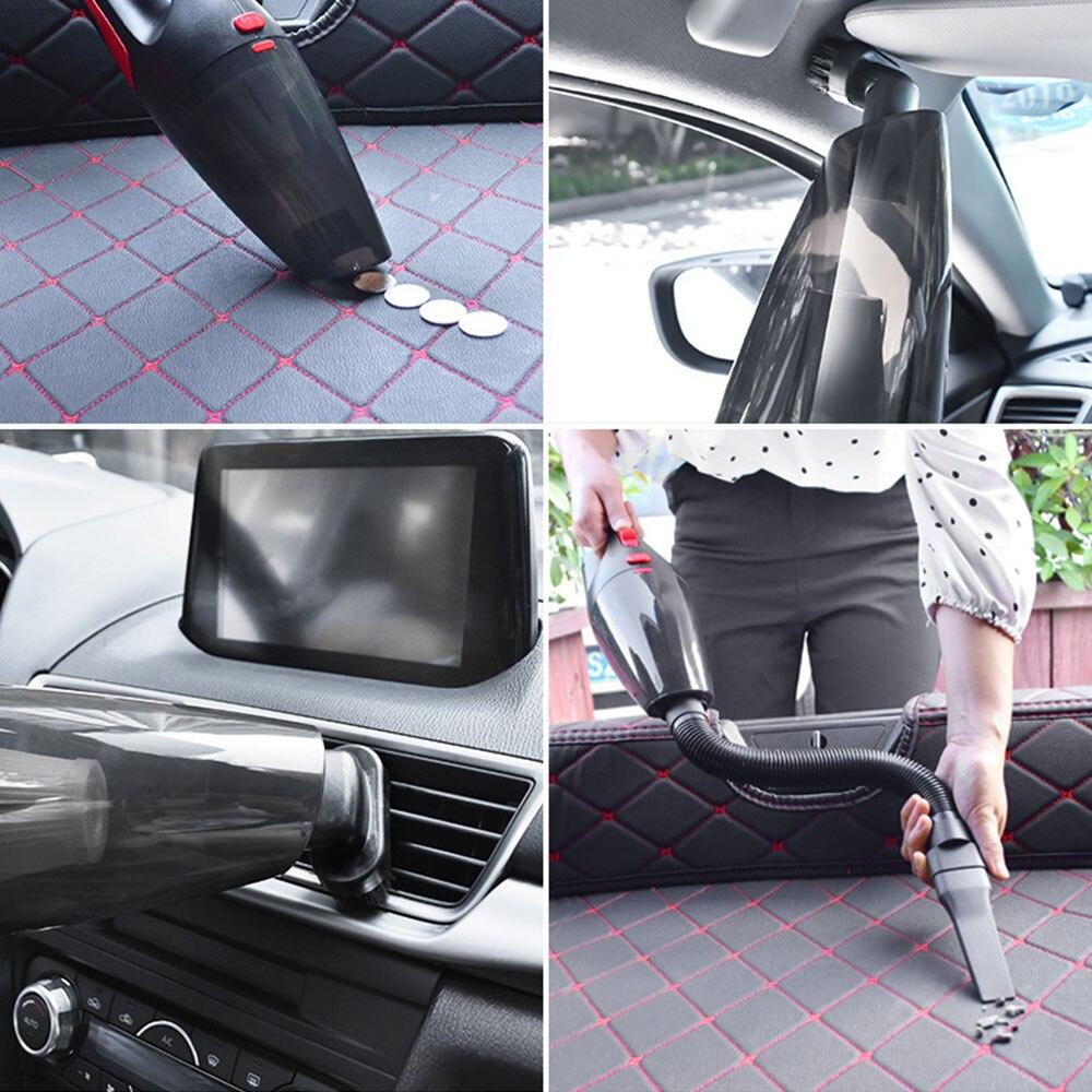 Vehemo влажный/сухой автомобильный пылесос Duster автомобильный пылесос для транспортного средства Dirt power Cord