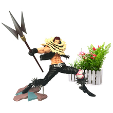 купить Anime One Piece POP Charlotte Katakuri Cartoon Model Doll PVC Action Figure Toy for Children Collection Birthday Gift дешево