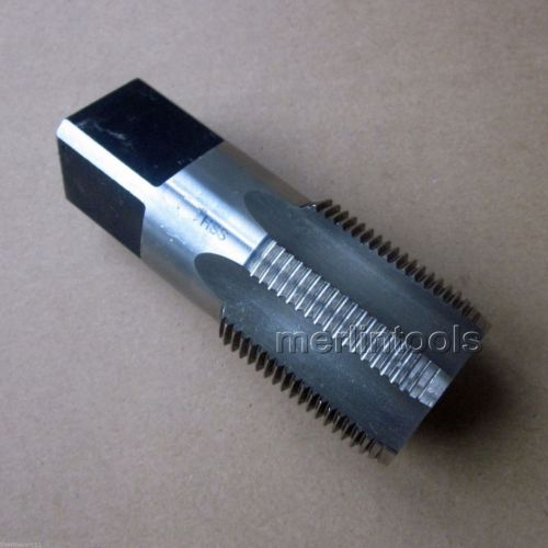 1 1/4 - 11 1/2 HSS NPS Straight Thread Pipe Tap 1 11 1 2 hss npt taper thread pipe tap