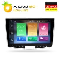 Android 8,0 Автомобильный DVD стерео gps ГЛОНАСС для Passat B6 B7 CC Magotan 2013 2014 2015 авто мультимедиа радио плеер