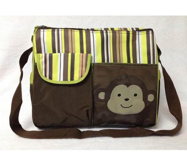1b4446fb Baby Diapers bag High Quality Mother Bags Baby Diaper Stroller Bags for Mom  Maternity Baby Bags Multifunctional Mummy A126M63