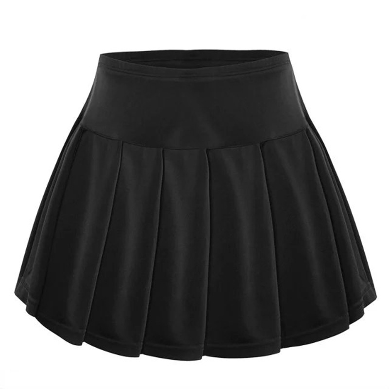 Tennis skorts women skirts quick dry girl lady badminton running skirt tennis sport skirts with panties 1pc FLG