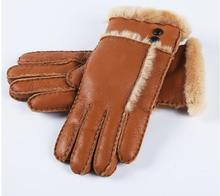 2017 high-quality winter women gloves real fur gloves genuine leather workout gloves warm for girls adult women  mittens 1 pair high quality pin nylon working gloves oil resistant nitrile safety gloves