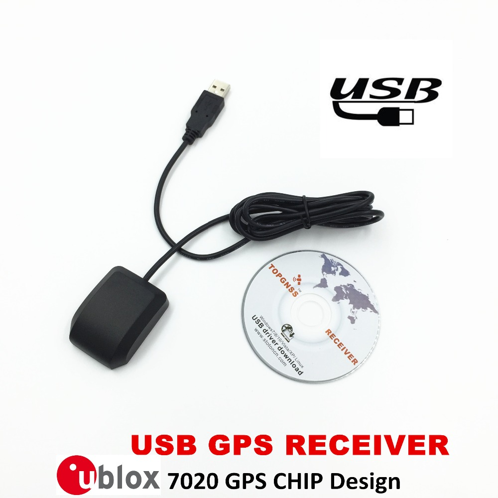 FOR GPS Data Acquisition, PC Notebook Navigation GPS USB Receiver GMOUSE Antenna Module Output NMEA 0183 Replacement VK-162 and