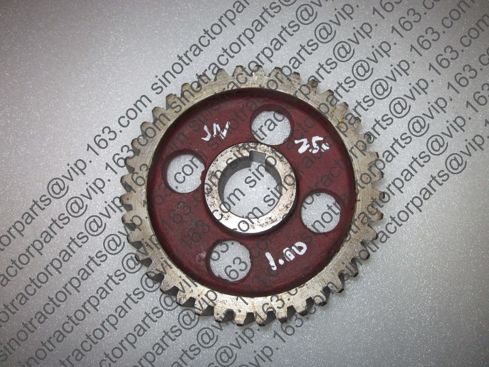 цены  Shenniu tractor parts, the drive gear, camshaft of Shenniu 250 254 with engine HB295T, part number:95d-0203