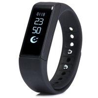 I5 Plus Smart Bracelet IP67 Bluetooth 4 0 Watch Wristband Sleep Monitoring Sports Tracking Health Remote