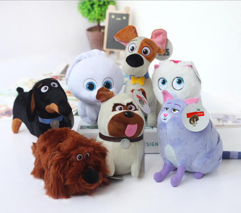 movie the secret life plush toy pets of max snowball