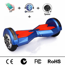 8 inch Bluetooth Hoverboard with Mobile APP electric  Smart balance Two Wheel Self Balancing Scooters Hover Boards skateboard