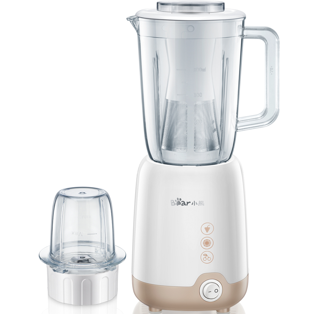 Bear Multi-function Food Processor Blender,Mixer,Juicer Breaking Machine LLJ-B08G2 glantop 2l smoothie blender fruit juice mixer juicer high performance pro commercial glthsg2029